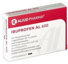 ibuprofen erwachsene dosierung